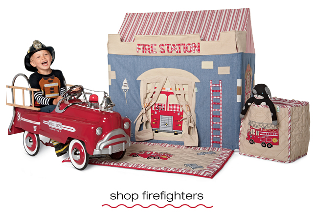 shop firefighters
