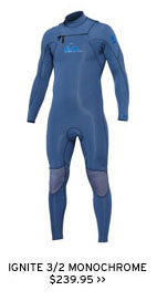 Ignite wetsuit