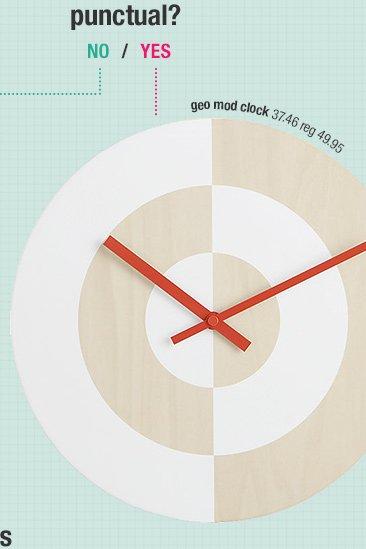 geo mod clock 37.46 reg 49.95