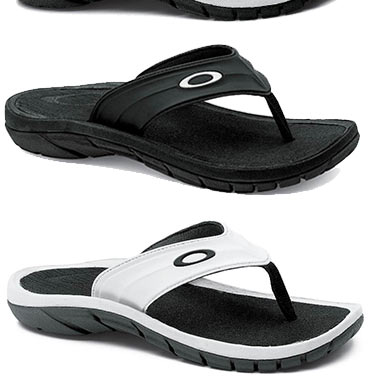 Oakley Supercoil Flip Flops - Men's