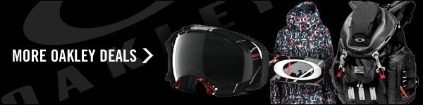 Holiday Deals - Day 2: Oakley