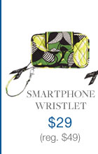 Smartphone Wristlet $29 (reg. $49)