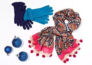 Ladylike Flair: Accessories