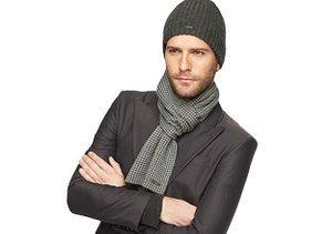 Calvin Klein: Scarves, Gloves & More