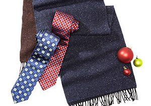 Holiday Neckwear: Ties & Scarves