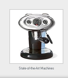 State-of-the-Art Machines