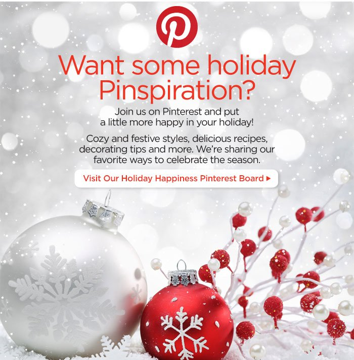 Want Some Holiday Pinspiration?