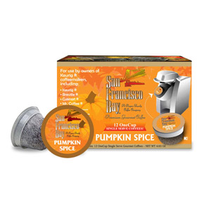 San Francisco Bay Coffee Pumpkin Spice