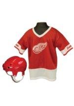 NFL Detroit Red Wings Kid's Uniform Set