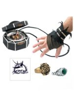 Deluxe Jack Sparrow Accessory Kit