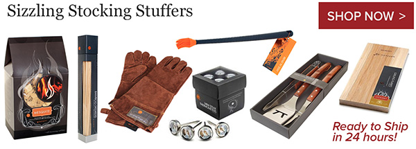 Hot deals on these sizzling stocking stuffers.