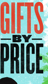 Gifts at Every Price! Shop the Journeys Gift Guide.