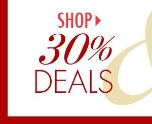 Shop 30% Deals