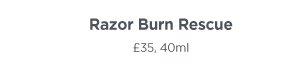 Razor Burn Rescue®