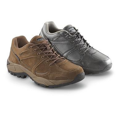 Men's Guide Gear® Waterproof Trail Walker Hiking Shoes