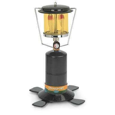 StanSport® 2-mantle Propane Amber Lantern