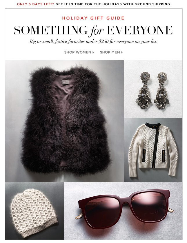 Something For Everyone: Shop Our Gift Guide For Her