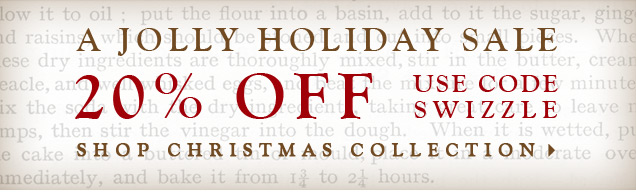 A Holly Jolly Sale - 20% Off