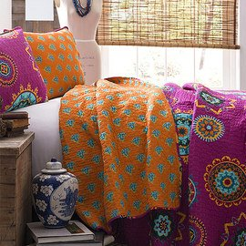 Cozy at Home: Quilts