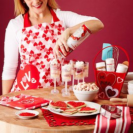 Valentine's Day: Baking & Entertaining