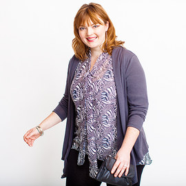 The Cardigan Shop: Plus-Size Apparel