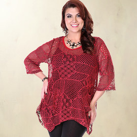 Aster: Plus-Size