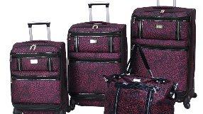 Designer Luggage: Kathy Van Zeeland, Nicole Miller, Bill Blass