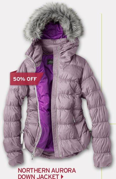 Shop Women's Northern Aurora Jacket