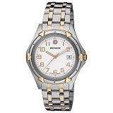 Wenger Men's Swiss Made Standard Issue XL Bracelet Watch 73116