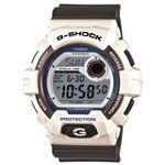 Casio G8900SC-7 Men's G-Shock Crazy Color Grey Digital Dial Resin Strap Dive Watch