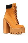 The HBIC Boot in Wheat Nubuck (Exclusive)