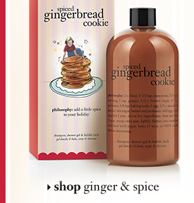 shop ginger & spice