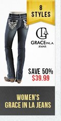 Womens Grace in LA Jeans