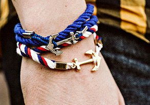 Shop NEW Anchor Bracelets & More