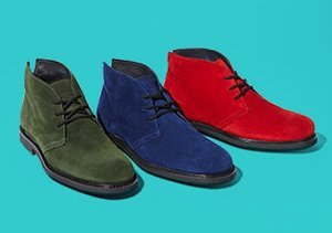 Must-Have: The Chukka Boot
