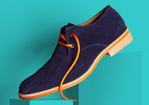 Street Style: Colorful Oxfords & Wingtips