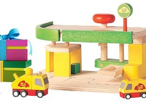 PlanToys Wooden Play Sets