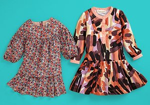 Dare To Be Bright: Girls' Clothes