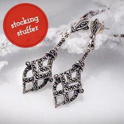 On Trend! Chandelier Earrings