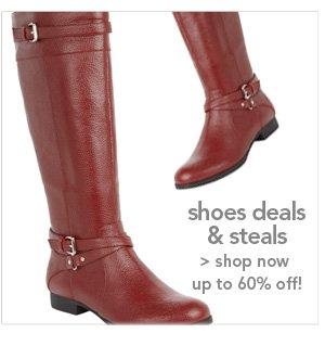 Shop Shoes Deals & Steals