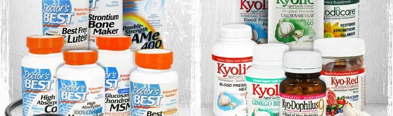 Shop Nutrition Supplements