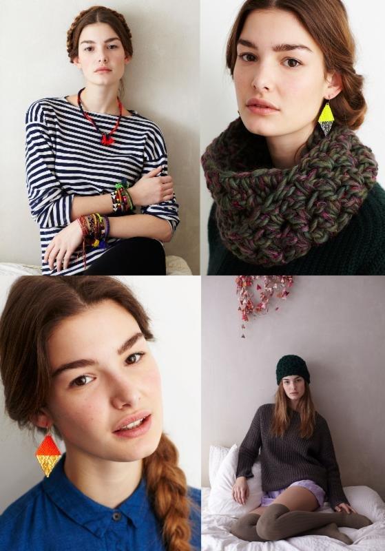bluma jewelry and knits