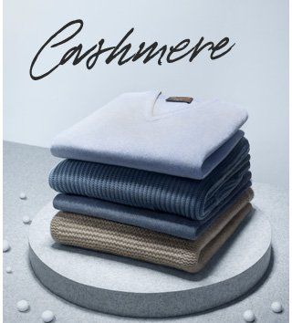 Cashmere: From sweaters to scarves - perfect present ideas this Christmas. Shop Now