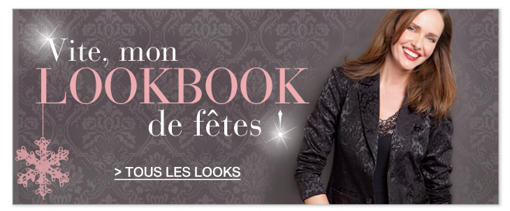 Vite, mon lookbook de fêtes !