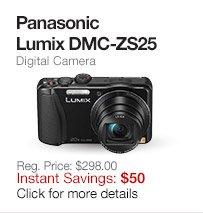 Panasonic DMC-ZS25