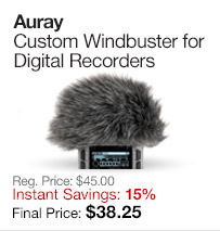 Auray Windbuster