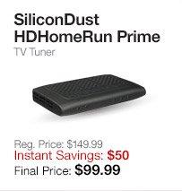 SiliconDust Tuner