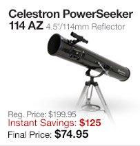 Celestron PowerSeeker