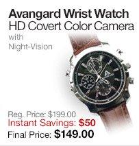 Avangard Wrist Watch
