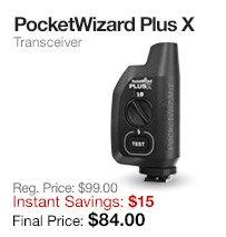 PocketWizard Plux X
